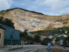 Photos of Azkarate mine of Eugi (Navarra)