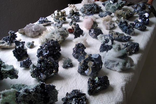 Mineral Gallery Minerals And Fossils Photos