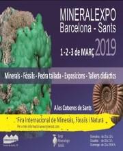 Mineralexpo 2019 Barcelona-Sants